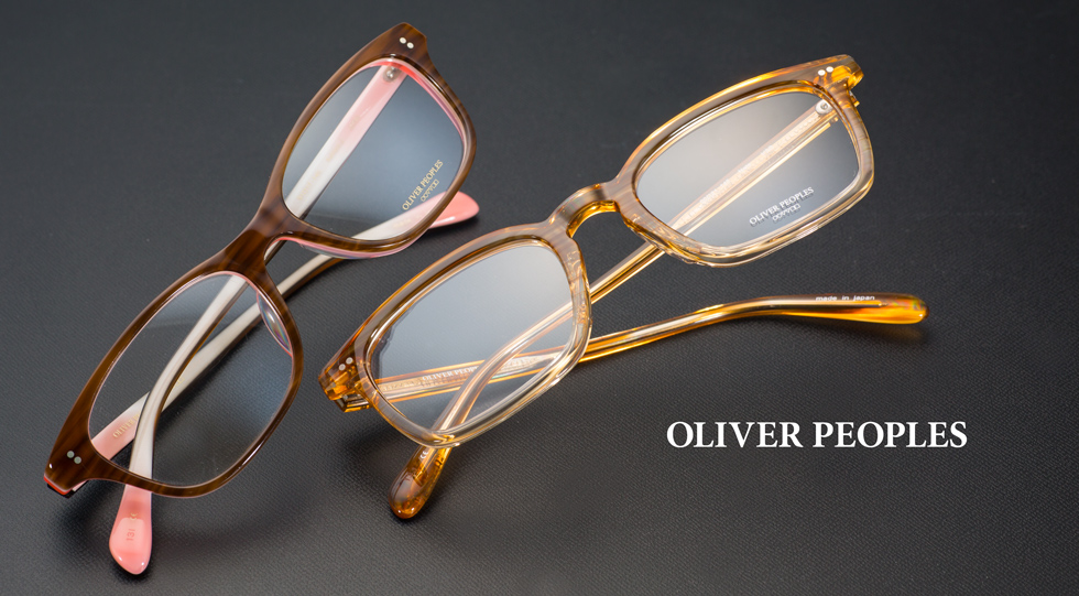 OLIVER PEOPLES メガネ